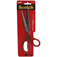 Scotch Universal Scissors 200mm Stainless Steel Blades