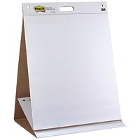 Post-it Super Sticky Table top Easel Pad (Pack of 6)