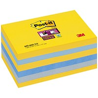 Post-it Super Sticky 76 x 127mm New York (Pack of 6) 655-SS-NY