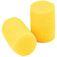 3M Classic Earplugs Uncorded Pillowpack (Pack of 250)