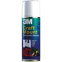 3M CraftMount Aerosol Bonding Adhesive 400ml