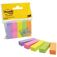 Post-it Assorted Page Markers - Pack of 500