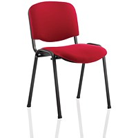 Trexus Stacking Chair - Red