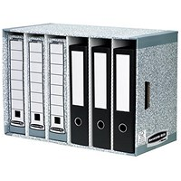 Fellowes Bankers Box System File Store Modules, Pack of 5