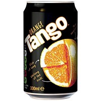 Tango Orange - 24 x 330ml Cans