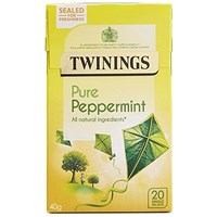 Twinings Infusion Peppermint Tea Bags - Pack of 20