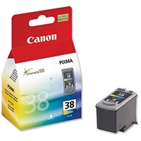Canon CL-38 Colour Inkjet Cartridge