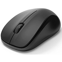 Hama AM-7300 Mouse, Three-Button Scrolling, Wireless, 2.4GHz, Optical, 1000dpi, 8m Range
