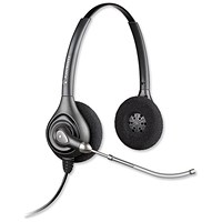 Plantronics HW261VT Headset SupraPlus Wired Quick Call Comfortable Binaural Ref 36830-41