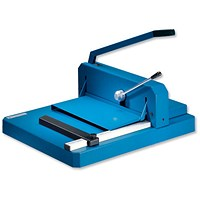 Dahle 842 Heavy-Duty Guillotine, Cuts 160 sheets, Cutting Length 430mm