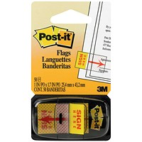 "Post-it ""Sign Here"" Index Flags - Pack of 50"