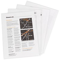 Elba Cut Flush Folders, A4, Pack of 100