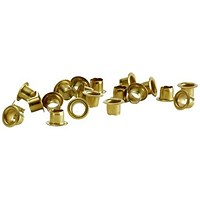 Rexel Copper Eyelets, 3.2mm, Pack of 500