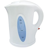 5 Star Cordless Kettle with Automatic Shut Off and Water Level Indicator, 2200W, 1.7 Litre