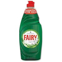 Fairy Original Washing-up Liquid, 500ml, Pack of 2