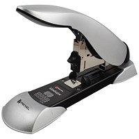 Rexel Gladiator Stapler Heavy-duty Stapler, Capacity: 160 Sheets, Black