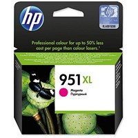 HP 951XL High Yield Magenta Ink Cartridge