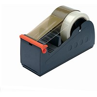 Bench Tape Dispenser for Heavy Duty Multicore with Guides 75mm