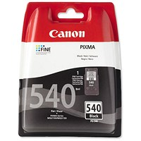 Canon PG-540 Black Inkjet Cartridge