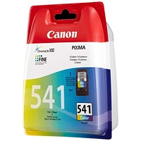 Canon CL-541 Colour Inkjet Cartridge