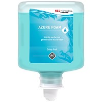 DEB Azure Foaming Hand Soap Refill Cartridge - 1 Litre