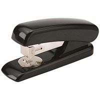 Everyday Half Strip Stapler - Black