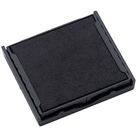 Trodat VC/4927 Refill Ink Cartridge Pad for Custom Stamp, Black, Pack of 2