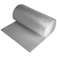 Jiffy Bubble Film Roll, Small Bubbles, 600mm x 25m