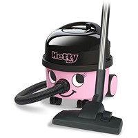Numatic Hetty Vacuum Cleaner - Pink