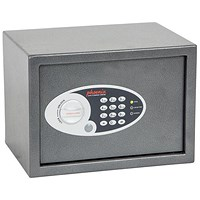 Phoenix Vela Home or Office Safe, Electronic Lock, 4.5kg, 10 Litre Capacity