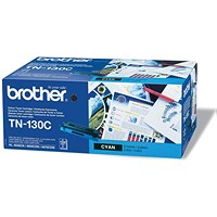 Brother TN130C Cyan Laser Toner Cartridge