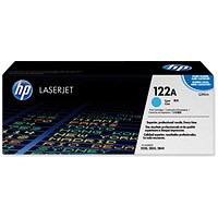 HP 122A Cyan Laser Toner Cartridge