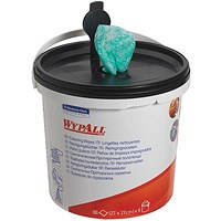 Wypall Kimtuf Hand Cleaning Wipes Bucket - 90 Sheets