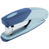 Rexel Torador Full Strip Stapler, Capacity: 25 Sheets, Silver & Blue