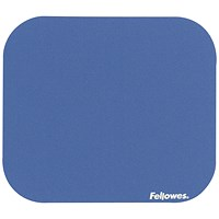 Fellowes Mousepad Solid Colour - Blue