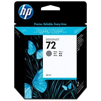 HP 72 Grey Ink Cartridge