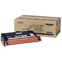 Xerox Phaser 6180 Black Laser Toner Cartridge
