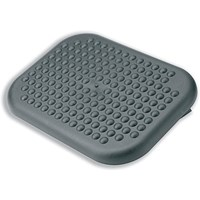 Footrest Comfort Adjustable - Charcoal