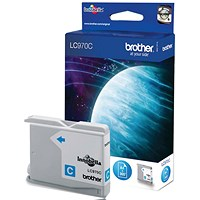 Brother LC970C Cyan Inkjet Cartridge