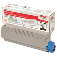 Oki 43324424 Black Laser Toner Cartridge