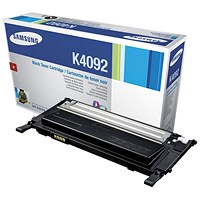 Samsung CLT-K4092S Black Laser Toner Cartridge