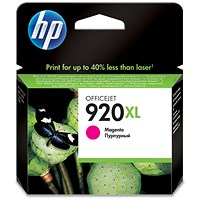 HP 920XL High Yield Magenta Ink Cartridge