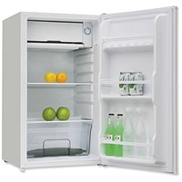 Under Counter Refrigerator with Ice Box, A+ Energy Rated, 84 Litre, White