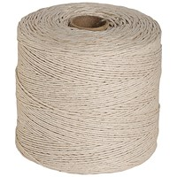 Cotton String, Thin, 312m, Pack of 6