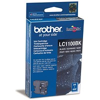 Brother LC1100BK Black Inkjet Cartridge
