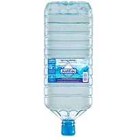 Spring Water Recyclable Bottle - 15 Litre