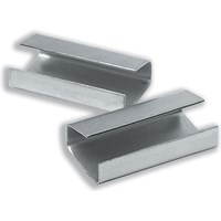 Metal Strapping Seals, Medium Duty, 12mm, Pack of 2000