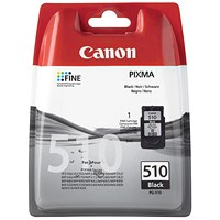Canon PG-510 Black Inkjet Cartridge