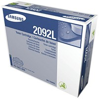 Samsung MLT-D2092L High Yield Black Laser Toner Cartridge