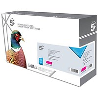 5 Star Compatible - Alternative to HP 641A Magenta Laser Toner Cartridge